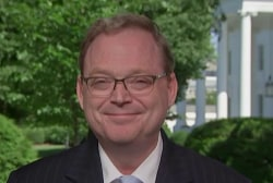 Hassett on trade talks: We have our eyes on the prize