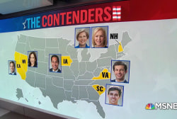 2020 candidates campaign in New Hampshire