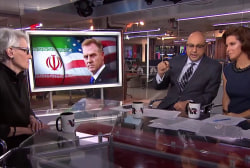 Shanahan out as acting Defense Secretary as Iran tensions escalate