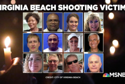 Virginia Beach, VA, recovers after deadly mass shooting