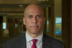 Sen Booker: Barr is 'bending over backwards' to be Trump's lawyer