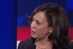 Kamala Harris rises in the polls after debate performance against Joe Biden