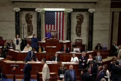 House votes to table Trump impeachment