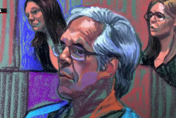Epstein hearing on release
