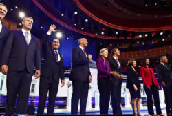 Money shortage likely to winnow down the Democratic field