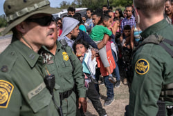 Report exposes a Facebook group of Customs and Border Protection agents
