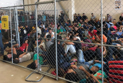 Trump admin report: Overcrowded and dangerous conditions in detention centers