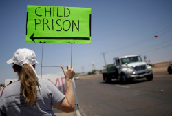 12-year-old girl describes dangerous conditions inside Texas detention center