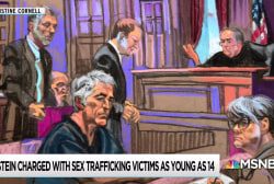 New federal charges against Epstein describe familiar pattern