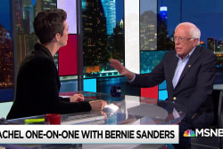 Sanders: No more never-ending wars