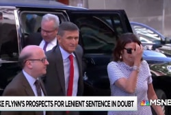 Flynn falls out with prosecutors as case takes surprising turn