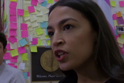 Ocasio-Cortez: Trump relies on racism, division to consolidate power