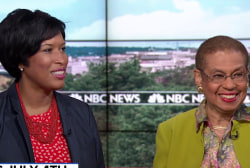 DC Mayor and Congresswoman react to Trump's July 4th festivities