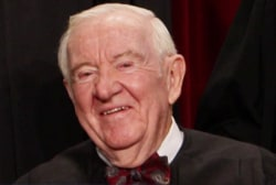Retired Supreme Court Justice Passes Away at 99