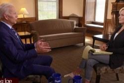 Joe Biden: I'm not backing down from Trump