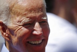 Biden: Trump handling of border an attempt to scare