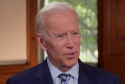 Joe Biden unveils his healthcare plan and talks how it compares to others