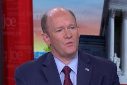 Dems should be open about their faith, says Sen. Coons