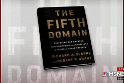 New book looks at how to combat cyber warfare