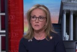 Congresswoman slams ICE raids, inhumanity at border