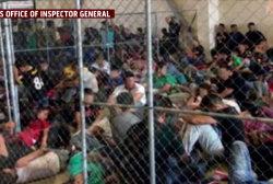 Lawmakers scrutinize conditions at border patrol facilities