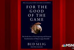 Bud Selig reflects on Barry Bonds and Hank Aaron
