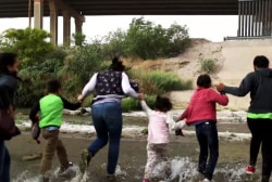 Trump administration adding new rule to deny asylum-seekers at southern border