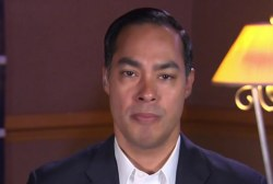Julián Castro: Trump built his presidency on the fear of 'the other'
