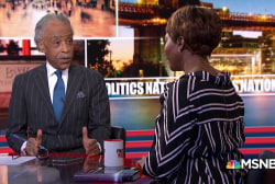 Rev. Al, Joy Reid talk ICE raids, Acosta's resignation, her new book