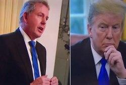 One More Thing: Trump's turnaround on former UK Ambassador