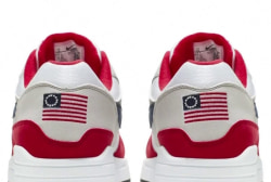 Nike faces backlash after pulling 'Betsy Ross Flag' sneakers
