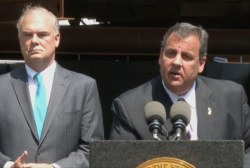 Gov. Christie's approach to gun violence