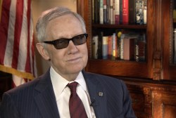 Reid discusses controversial TPP deal