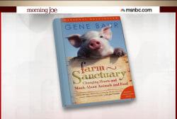 Animal rights activist explores farm industry