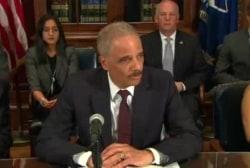 Holder announces bold DOJ initiative