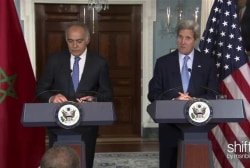 Kerry hosts Moroccan diplomat