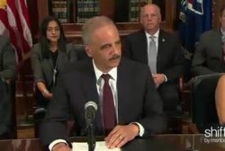 Holder announces bold DOJ initiative