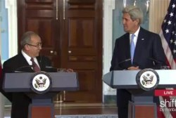 Kerry meets with Algerian diplomat