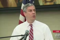 Sec Duncan calls for re-authorization of ESEA