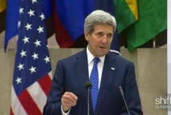 Kerry at Conference of the Americas