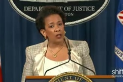 Lynch orders investigation into Baltimore PD