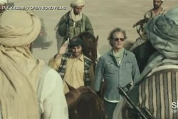 'Rock the Kasbah' cast talks Afghanistan