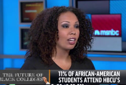 How is diversification affecting HBCUs?