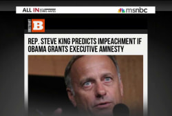 Both parties parry over impeachment