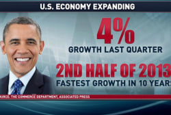 Economy continues to recover from recession