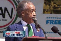 The battle for voting rights continues