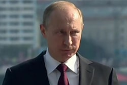 Russia hits back against latest sanctions