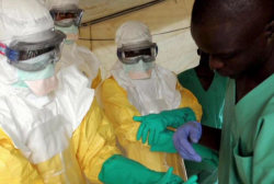 Unprecedented Ebola outbreak spreads further
