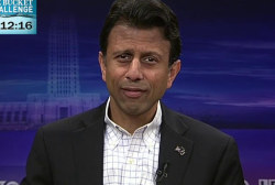 Jindal: Thinking and praying on 2016
