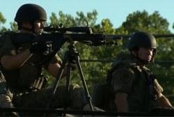 Ferguson ignites police militarization debate